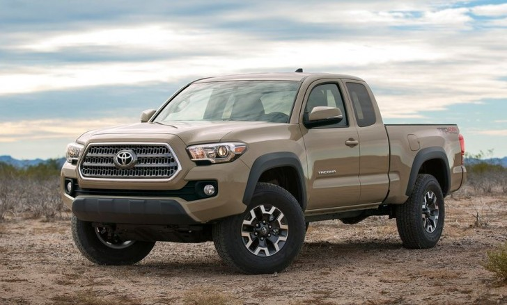 Toyota Tacoma TRD Off-Road 2016 04