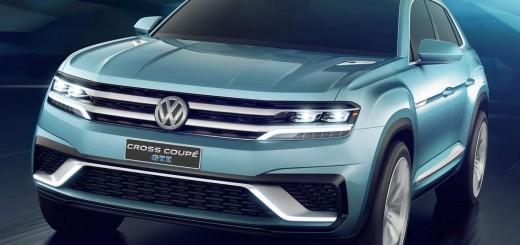 Volkswagen Cross Coupe GTE Concept 2015 01