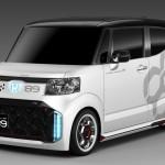 ホンダ「東京オートサロン2015」出展車両:デザイン画像集