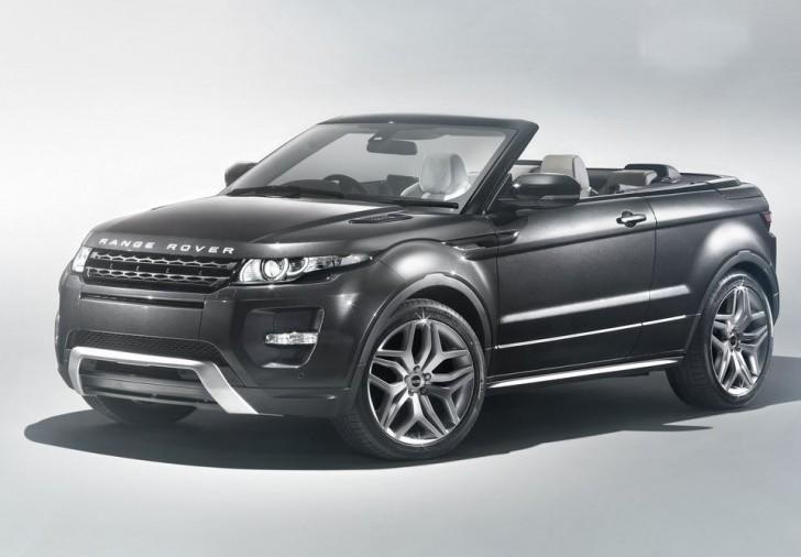2015 Land Rover Range Rover Evoque Convertible 6