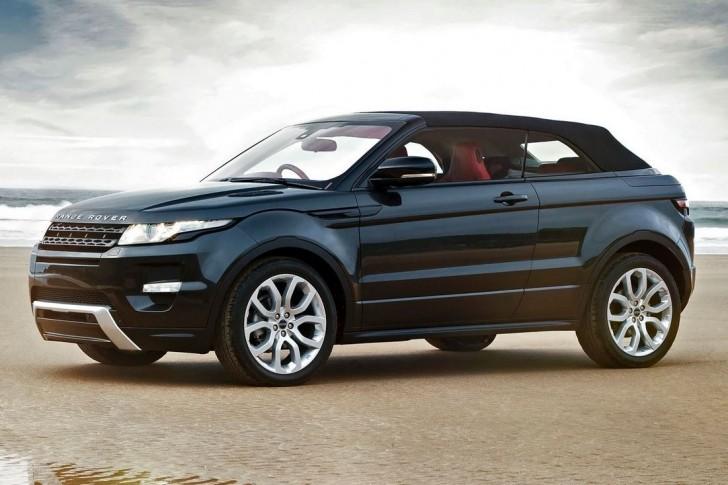 2015 Land Rover Range Rover Evoque Convertible