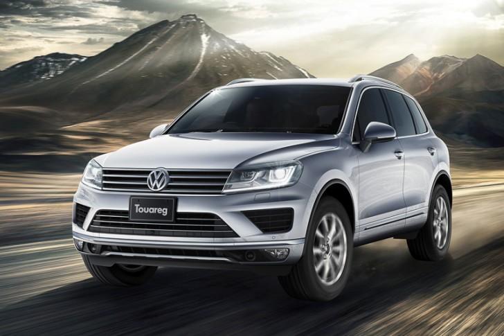 VW トゥアレグ2015 01