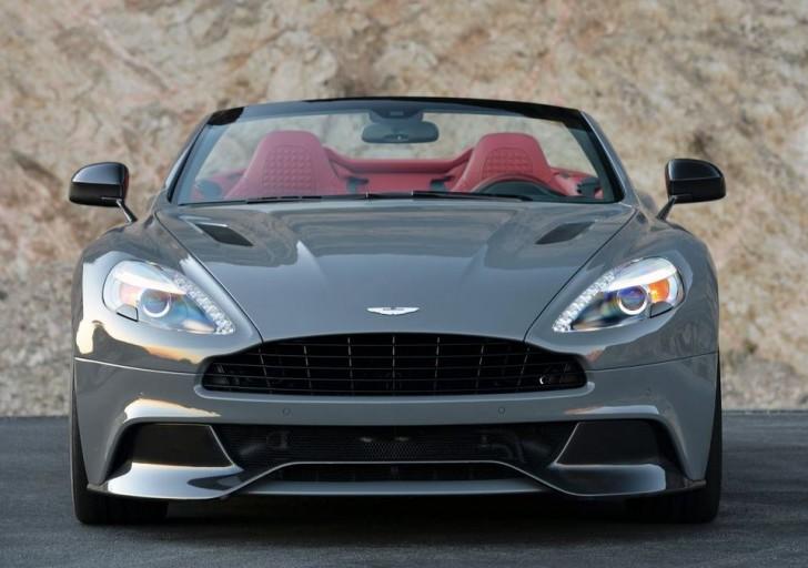 Aston Martin Vanquish Volante 2015 02