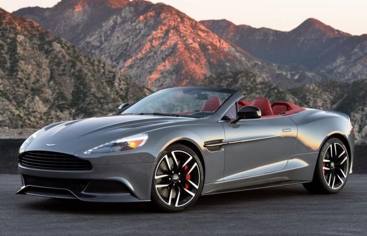 Aston Martin Vanquish Volante 2015 03