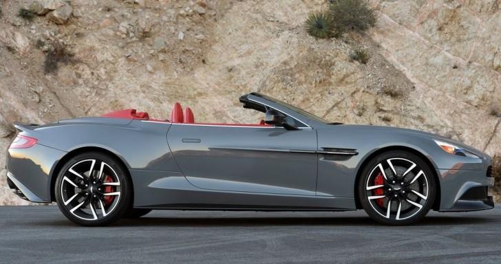 Aston Martin Vanquish Volante 2015 05