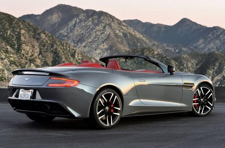 Aston Martin Vanquish Volante 2015 07