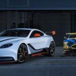 アストンマーティン「新型Vantage GT3スペシャルエディション 2015」デザイン画像集