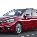 BMW「新型2シリーズ・グランツアラー 2016」デザイン画像集