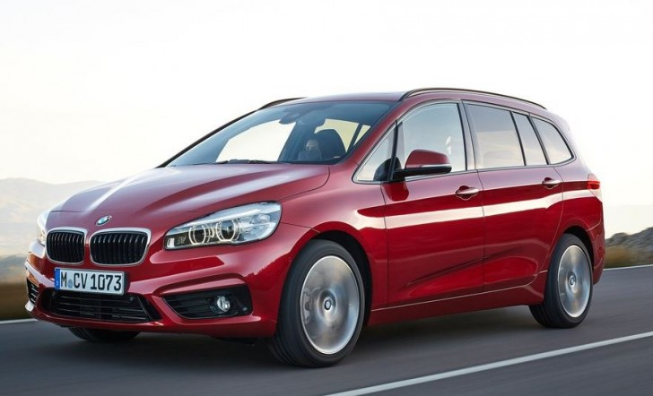 BMW 2-Series Gran Tourer 2016 01