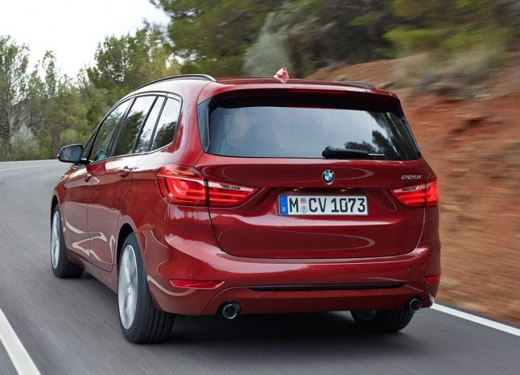 BMW 2-Series Gran Tourer 2016 03