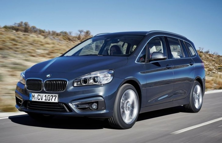 BMW 2-Series Gran Tourer 2016 04