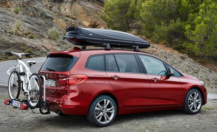 BMW 2-Series Gran Tourer 2016 07