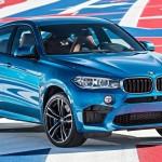 BMW「新型X6 M 2016」デザイン画像集