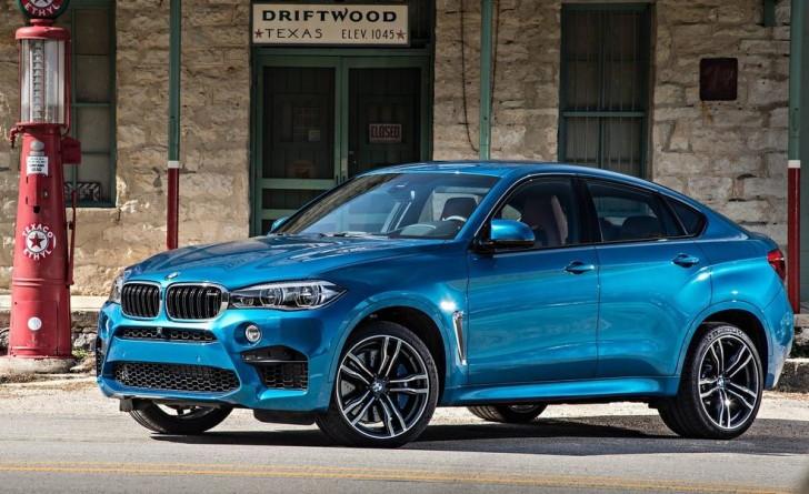 BMW X6 M 2016 03