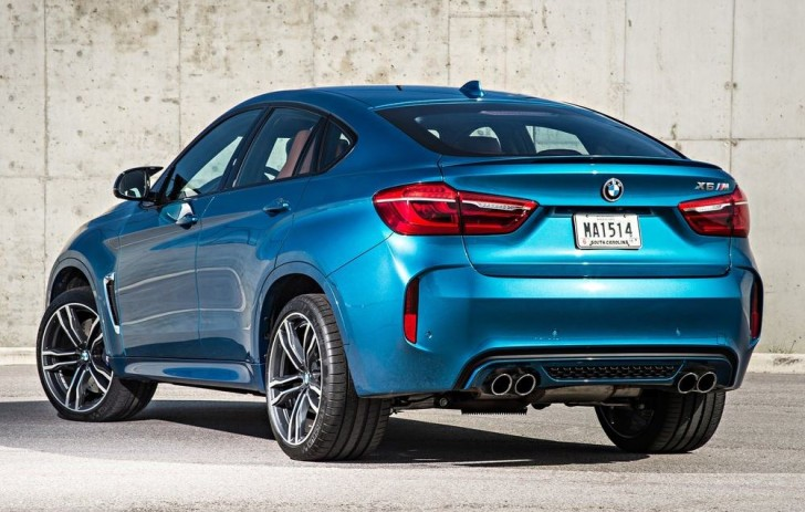 BMW X6 M 2016 06