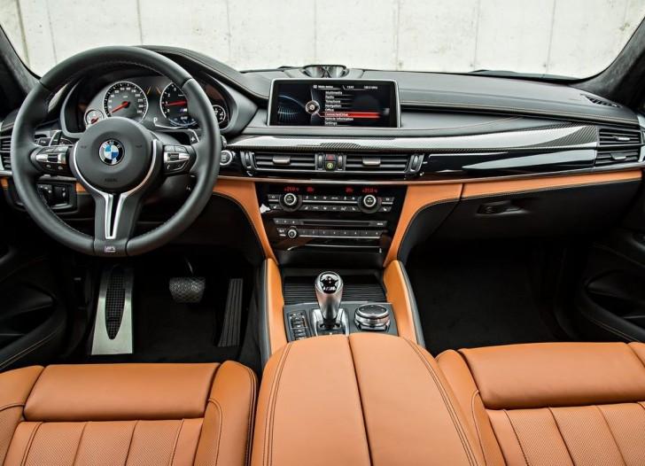 BMW X6 M 2016 08