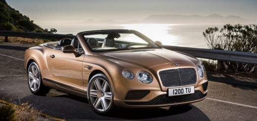 Bentley Continental GT Convertible 2016 01