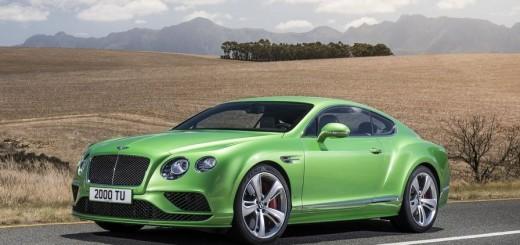 Bentley Continental GT Speed 2016 01