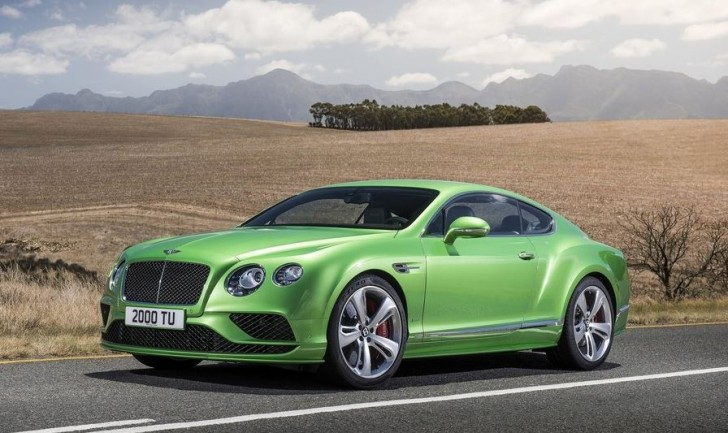 Bentley Continental GT Speed 2016 01