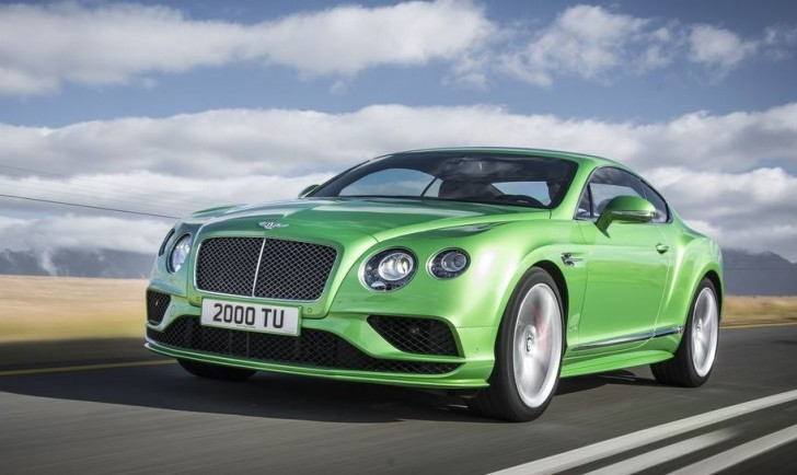Bentley Continental GT Speed 2016 02