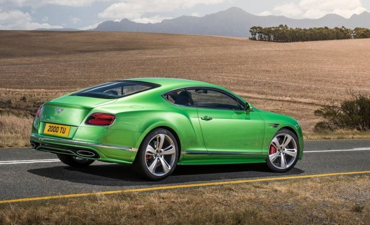 Bentley Continental GT Speed 2016 03