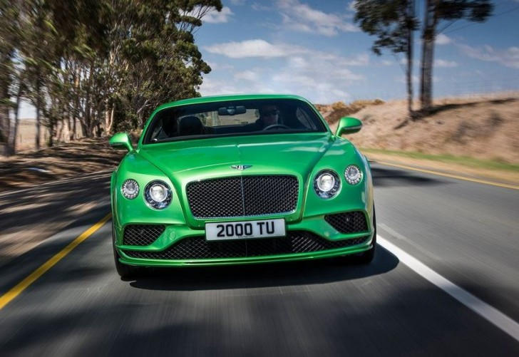 Bentley Continental GT Speed 2016 05