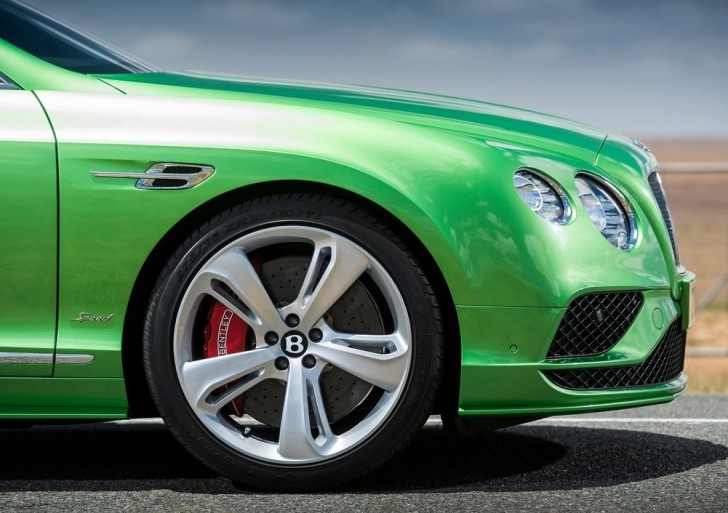 Bentley Continental GT Speed 2016 08