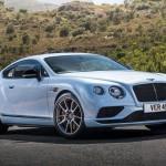 ベントレー「新型コンチネンタル GT V8 S 2016」デザイン画像集