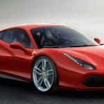 フェラーリ「新型488 GTB 2016」デザイン画像集