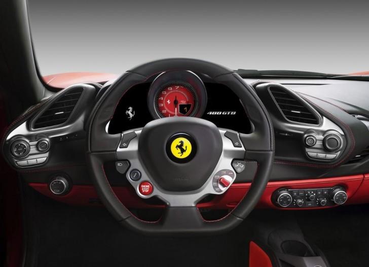 Ferrari 488 GTB 2016 08