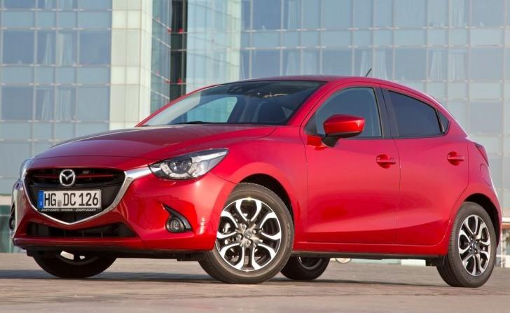 Mazda 2 2015 05
