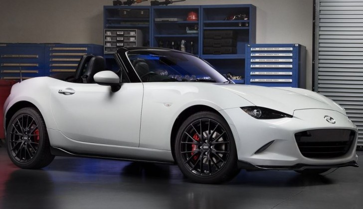 Mazda MX-5 Accessories Design Concept 2015 01
