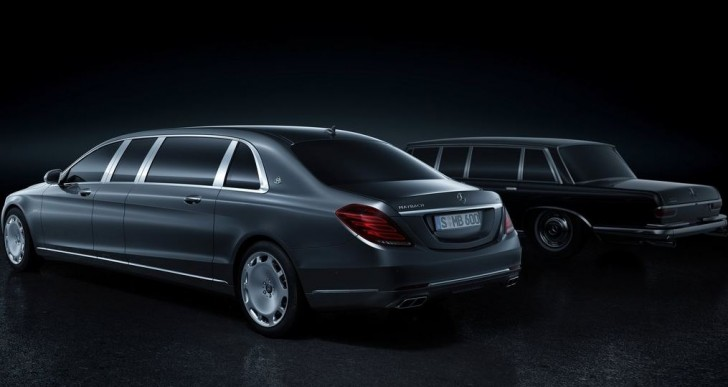 Mercedes-Benz S600 Pullman Maybach 2016 02