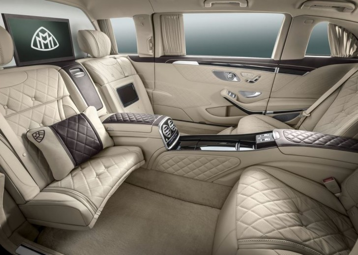 Mercedes-Benz S600 Pullman Maybach 2016 03