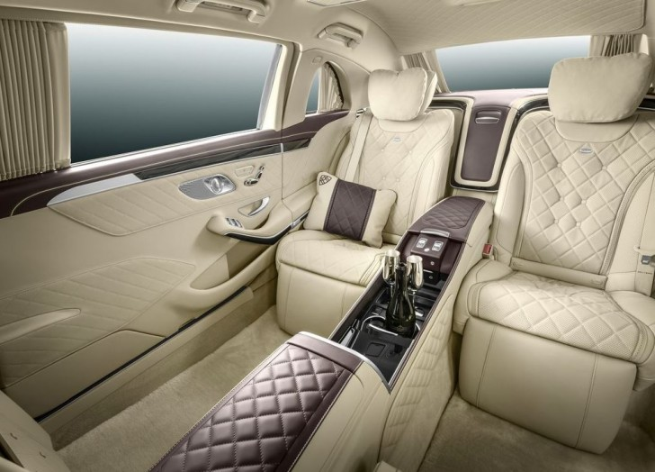 Mercedes-Benz S600 Pullman Maybach 2016 04