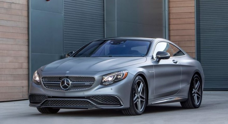 Mercedes-Benz S65 AMG Coupe 2015 01