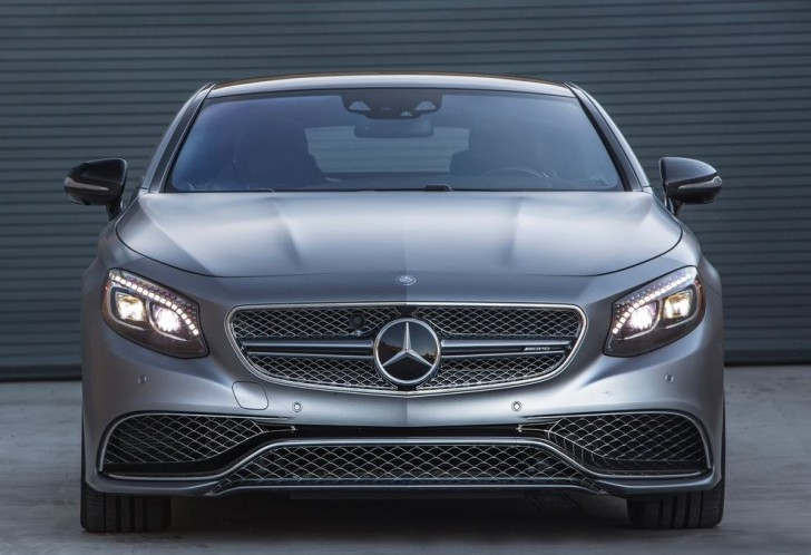 Mercedes-Benz S65 AMG Coupe 2015 02