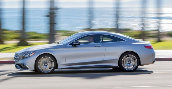 Mercedes-Benz S65 AMG Coupe 2015 03