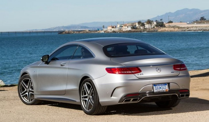 Mercedes-Benz S65 AMG Coupe 2015 04