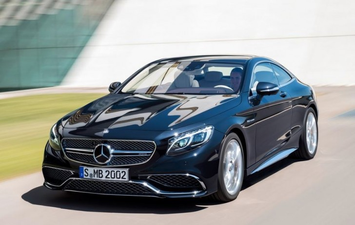 Mercedes-Benz S65 AMG Coupe 2015 05