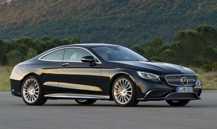 Mercedes-Benz S65 AMG Coupe 2015 06