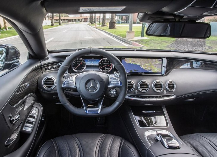 Mercedes-Benz S65 AMG Coupe 2015 08