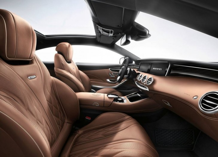 Mercedes-Benz S65 AMG Coupe 2015 09