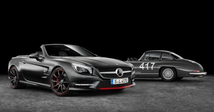 Mercedes-Benz SL Mille Miglia 417 Edition 2015 02