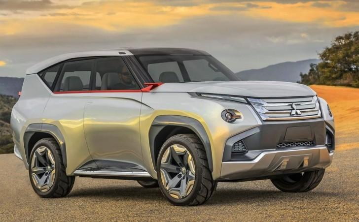 Mitsubishi GC-PHEV Concept 2015 01