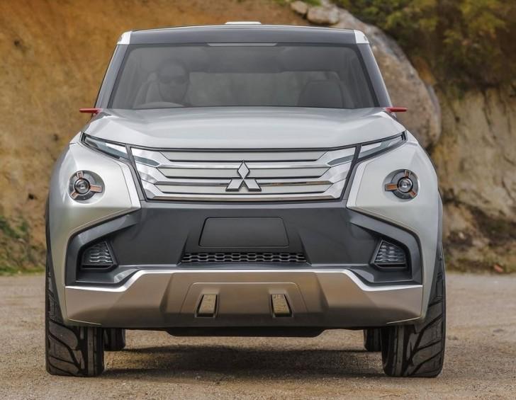 Mitsubishi GC-PHEV Concept 2015 02