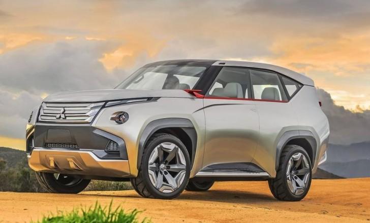 Mitsubishi GC-PHEV Concept 2015 04