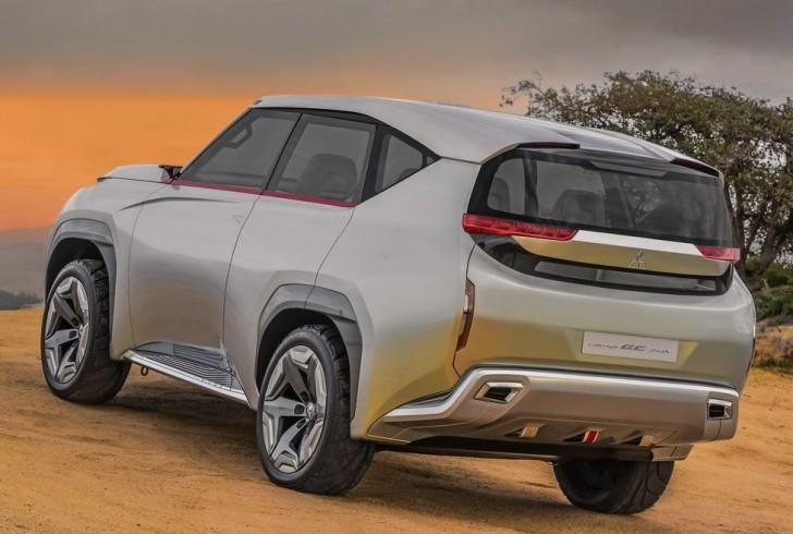 Mitsubishi GC-PHEV Concept 2015 06