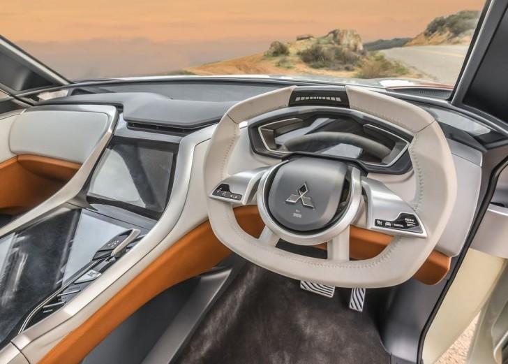Mitsubishi GC-PHEV Concept 2015 07