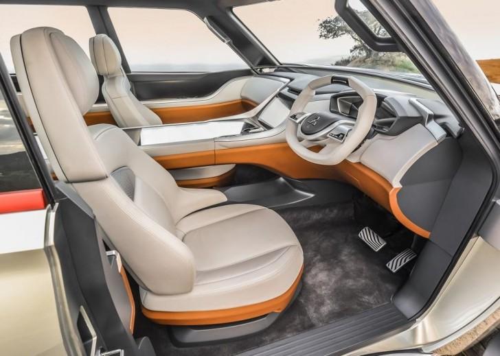 Mitsubishi GC-PHEV Concept 2015 08